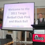 Pink & Black Ball 9